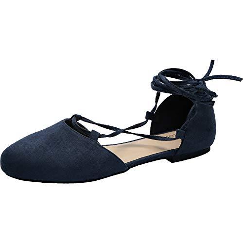Zapatos Ancho Especial Mujer  marca Luoika