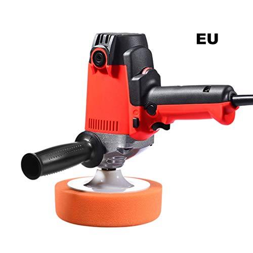 Sunnyday Polisseuse de Voiture électrique 2500RPM 5 Vitesse réglable Machine de Polissage Automatique ponçage Outils...