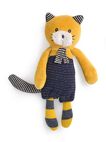 MOULIN ROTY-Miniature chat lulu les moustaches