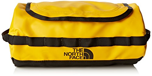 The North Face Equipment TNF Bolso Base Camp Travel Canister Large, Unisex adulto, Summit Gold/TNF Black, Talla única 🔥