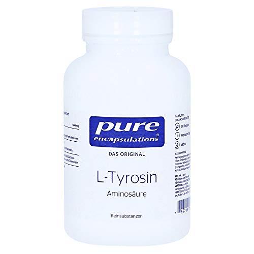 PURE ENCAPSULATIONS L-Tyrosin Kapseln 90 St