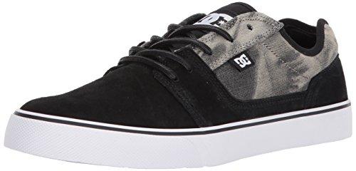 DC Shoes Tonik Shoe, zapatillas para hombre, (Black Destroy Wash), 38.5 EU