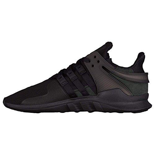 adidas Originals Men's EQT Support ADV Shoe, Core Black/Core Black/Footwear White, 6.5 M US