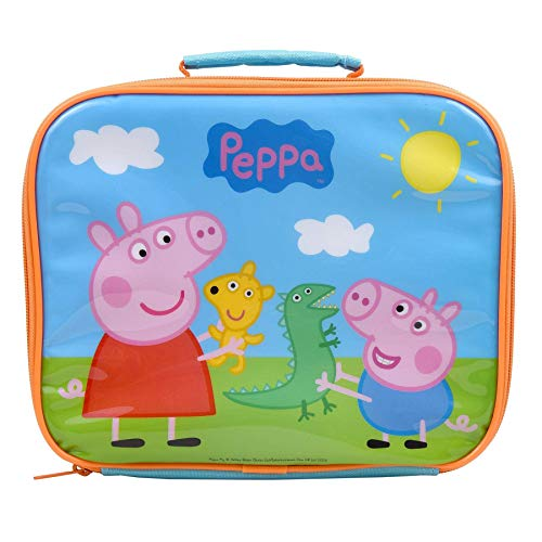 Boyz Toys Sac Isotherme rectangulaire – Peppa Pig