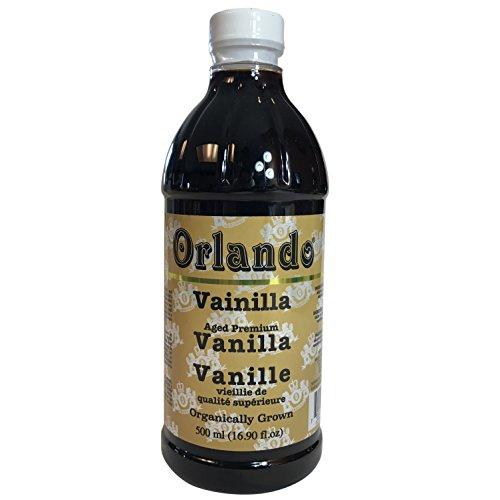 Premium Gourmet Mexican Vanilla (Amber Colored) - 500ml