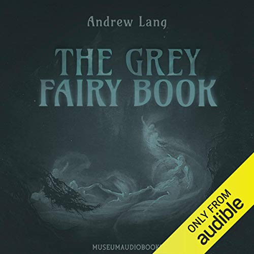 The Grey Fairy Book cover art