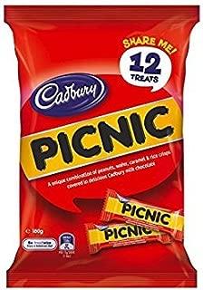 Cadbury Picnic 12 Pack Treat Size (Made in Australia)
