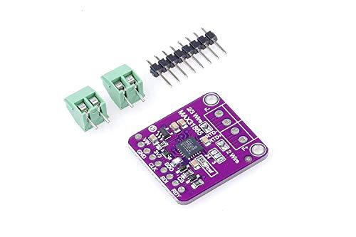 DollaTek PT100 zu PT1000 MAX31865 RTD Temperatur-Thermoelement-Sensor-Verstärker-Modul für Arduino