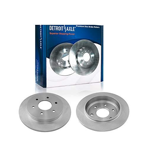 Detroit Axle - 12.6' (320mm) REAR Disc Brake...