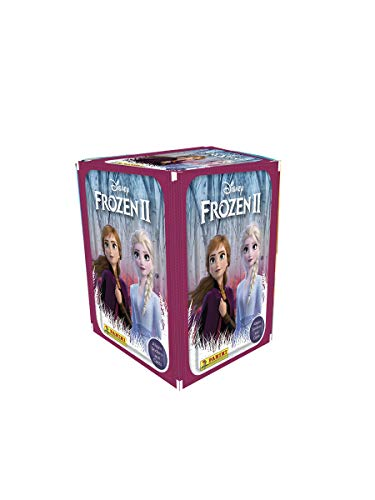 Disney- Frozen cromos (Panini 2533-004) , color modelo surtido
