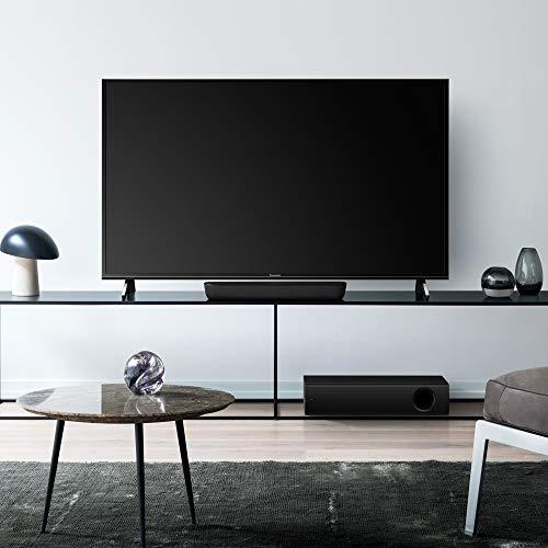 Panasonic SC-HTB254EGK 2.1 Soundbar System mit Subwoofer (Bluetooth, Dolby Soundbar, Multiroom Audio, HDMI ARC, 120 Watt RMS) schwarz