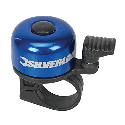 Silverline 858804 Fahrradklingel 80 x 100 mm