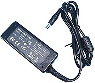 Goldyqin Nueva Fuente de alimentación para computadora portátil 19V 1.58A 30W Adaptador de CA Cargador para Acer Aspire One KAV10 KAV60 Negro - Negro