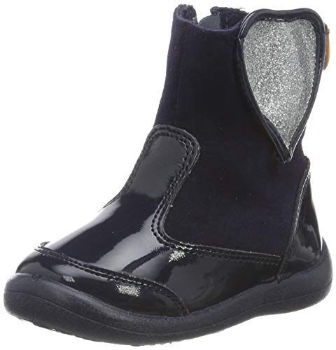 Gioseppo Baby Mädchen Buckland Sneakers, Blau Marino, 22 EU