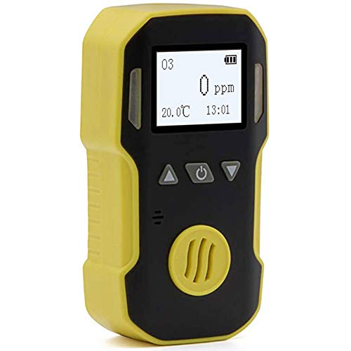 BOSEANオゾン測定器 オゾン濃度測定器 O3検知器 濃度計 検出器 O3ガス漏れ検知 三つのアラームモード IP65 高精度 携帯用 USB充電 日本語 英語切り替え可能