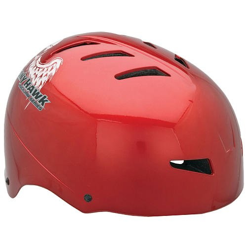 Best Buy! Bell Tony Hawk Red Skull Multi-Sport Child Helmet