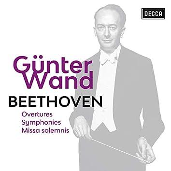 Beethoven: Overtures, Symphonies, Missa solemnis