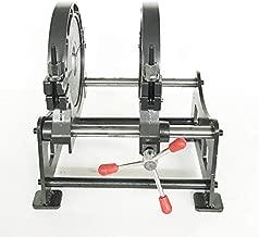 Techtongda 3.54-9.84 Inch (90-250mm) PE HDPE PP Pipe Fusion Welder Pipe Solder Butt Welder