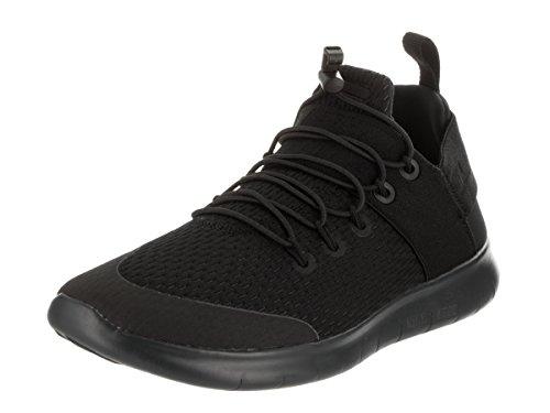 Nike Damen WMNS Free RN CMTR 2017 Laufschuhe, Schwarz (Black/Dark Grey/Anthracite/Black), 38 EU
