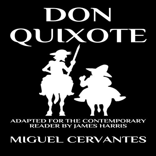 『Don Quixote: The Complete Adventures - Adapted for the Contemporary Reader』のカバーアート