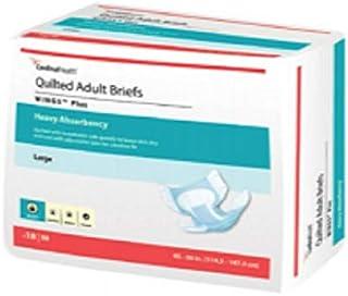 کویدین / لوازم پزشکی بال بزرگسالان مختصر اجتناب از جذب شدید پوشک ، لحافی ، X-Large ، 15 در جفت ، 4 جفت در ثانیه
