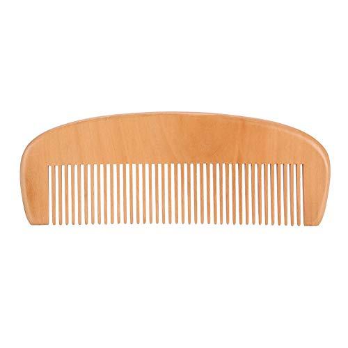 Barbe Peigne - Portable Hommes Barbe Peigne En Bois Kit Moustache Soins Des Cheveux Brosse Forme Outils