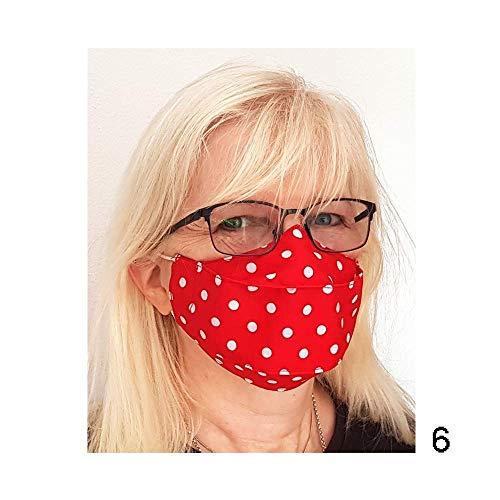 bester der welt Mundschutz für diejenigen, die eine Baumwollmaskenbrille tragen, sind waschbare Mund- und Nasenschutz-Atemmaskenpunkte… 2021