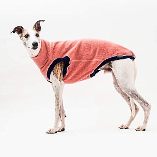 Dogsnug suéter de Forro Polar para Perro, para Invierno, Resistente al Agua, diseño de Galgo Italiano