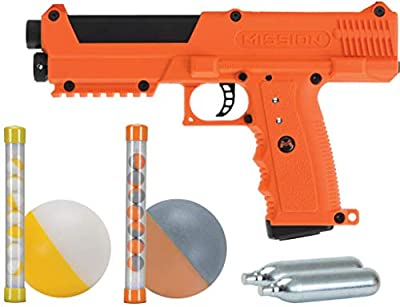 Mission PROTX TPR Less Lethal Pistol Kit - Pepper Ball