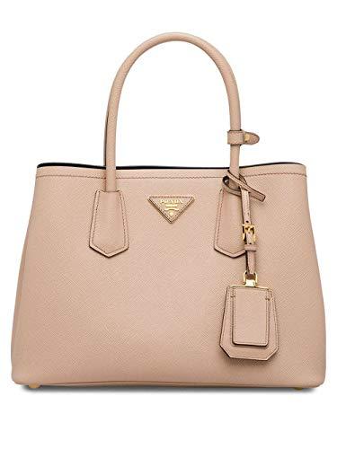 Prada Luxury Fashion Damen 1BG8872A4AF0UDW Rosa Leder Handtaschen | Jahreszeit Permanent