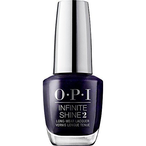 OPI Infinite Shine - Esmalte de Uñas Semipermanente a Nivel de una Manicura Profesional, Russian Navy Color Azul - 15 ml