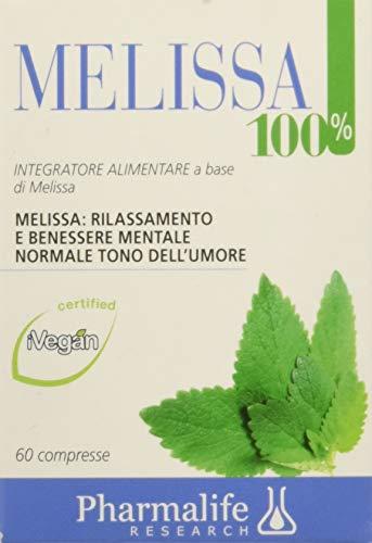 Pharmalife Melissa 100%, 60 Compresse