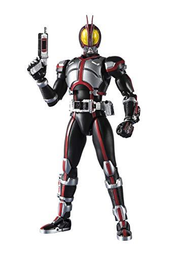 S.H.フィギュアーツ 仮面ライダーファイズ -20 Kamen Rider Kicks Ver.- 約145mm PVC&ABS&ダイキャスト製 ...