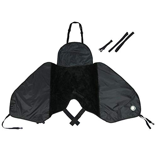 biteatey - Protector de piernas para Patinete, térmico, Impermeable y Cortavientos, para Scooter, Scooter, Scooter