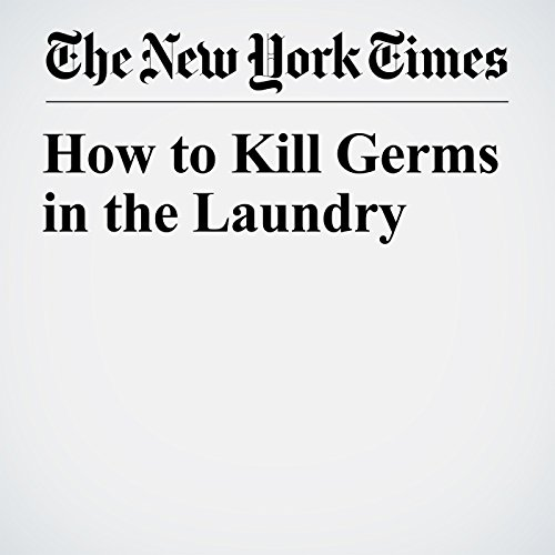 How to Kill Germs in the Laundry copertina