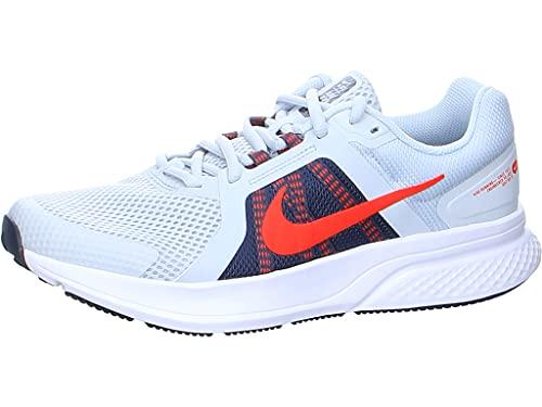 Nike Sneaker da uomo Run Swift 2, Grigio (grigio.), 43 EU