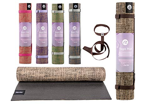 Sternitz - Tapis de Yoga ou Pilates –...