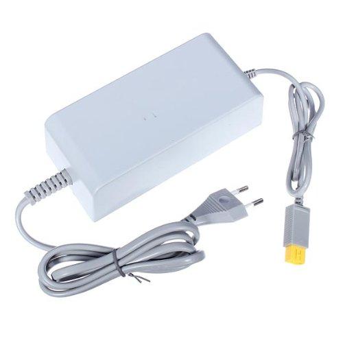 BAXEAL Adaptateur Secteur Universel pour la Console Wii U 100V-240V: Prise EU