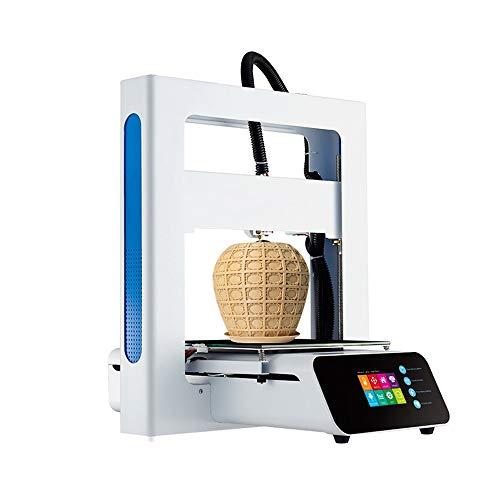 Z.L.FFLZ Imprimante 3D A3S 3D Printer Entièrement Facile d'assemblage Facile en métal Haute précision 205 * 205 * 205mm Taille de Construction avec des Cadeaux gratuits