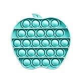 N/U Juguete Bubble Sensor Fidget, Juguetes para Aliviar El Estrés Y Ansiolíticos para Niños Adultos, PU-SH Pop Bubble Fidget Toy, Juguete Sensorial para El Alivio del Autismo De La Ansiedad del TDAH