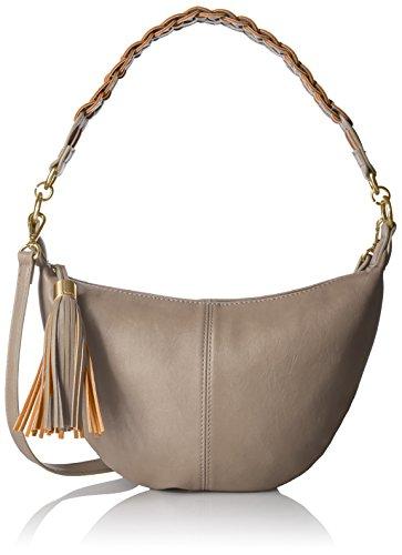 Nine West Damen Umhänge-Handtasche, Mushroom, Einheitsgröße
