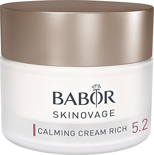 BABOR SKINOVAGE Calming Cream Rich, besonders pflegende Gesichtscreme,1er Pack (1 x 50 ml)