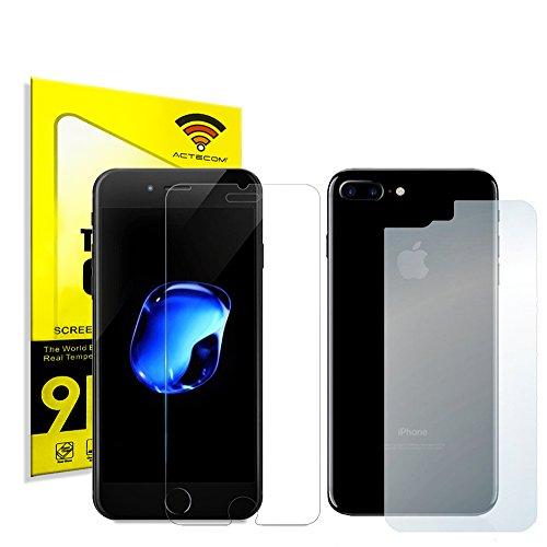 actecom® Protector Pantalla para iPhone 7 Plus/iPhone 8 Plus / 5,5