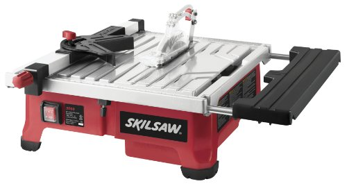 SKIL 3550-02 7-Inch Wet Tile Saw with HydroLock...
