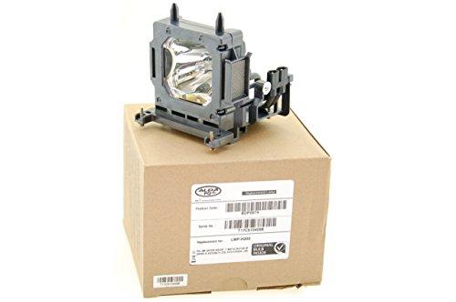 Alda PQ Professionell, Beamerlampe für Sony HW55 Projektoren, Markenlampe mit PRO-G6s Gehäuse