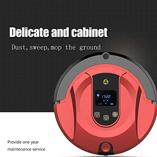 Review Of XUEME Robot Vacuum Cleaner Automatic Recharge + Route Planning + timed Cleaning Fall Prote...