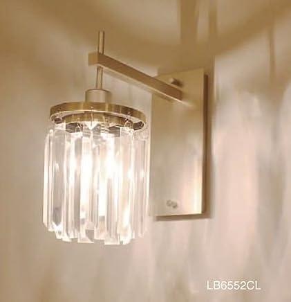 ディクラッセ ブラケットライト 《Berretta》 白熱ミニ球60W 電球色 口金E17 壁付?ビス固定式 LB6552CL