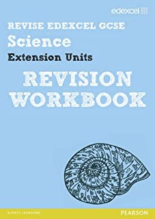 Revise Edexcel: Edexcel GCSE Science Extension Units Revision Workbook - Print and Digital Pack