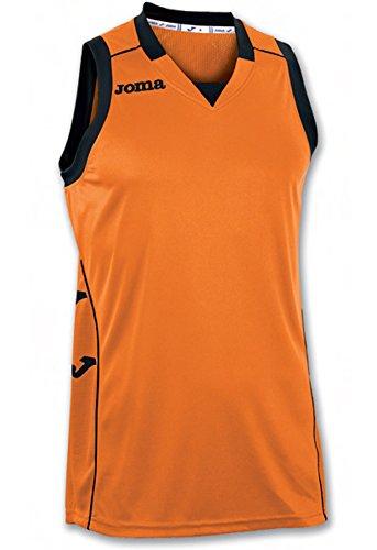 Joma 100049.800 T-Shirt Sportswear, Orange, FR (Taille Fabricant : XXL-XXXL)