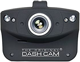 The Original Dash Cam 4SK107 Black Wee 1080P Wide Angle Dashboard Camera Recorder Car Dash Cam with G-Sensor, WDR, Loop Recording